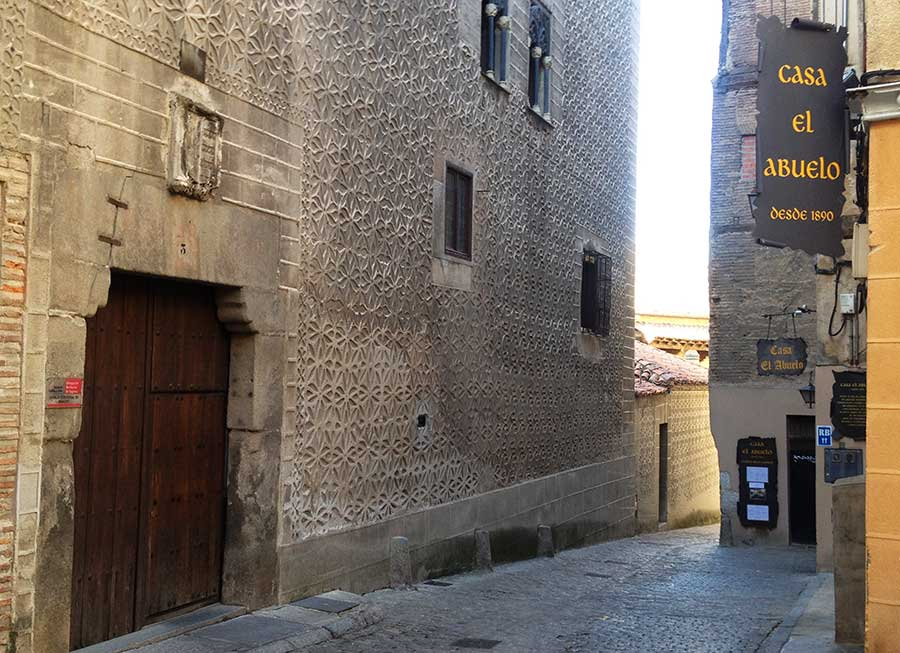 Palacio del Conde Alpuente (Segovia)