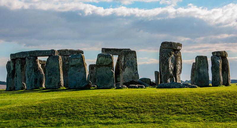 Monumentos del Mundo: Stonehenge