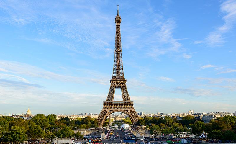 Torre Eiffel de Paris (Francia)