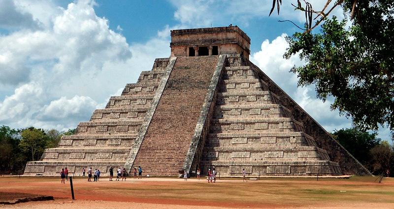 Monumentos del Mundo: Chichén Itzá del Yucatán, México
