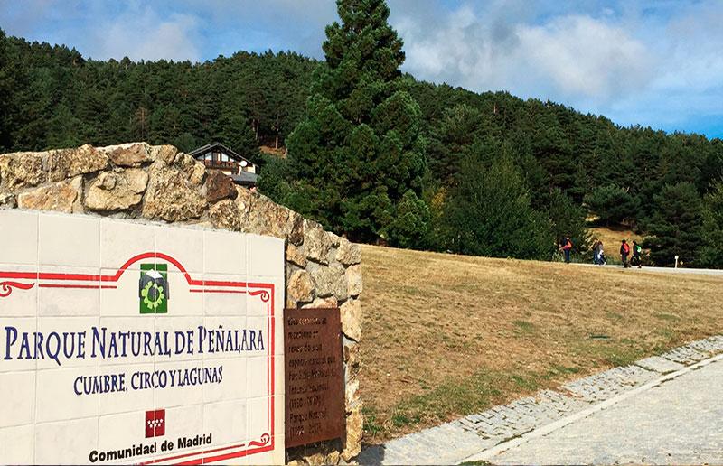Ascenso a Peñalara en Sierra de Guadarrama (Comunidad de Madrid)