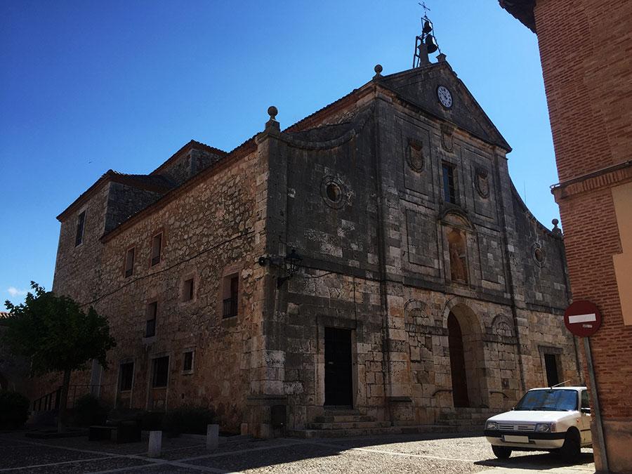 Monasterio de Santa teresa de Lerma