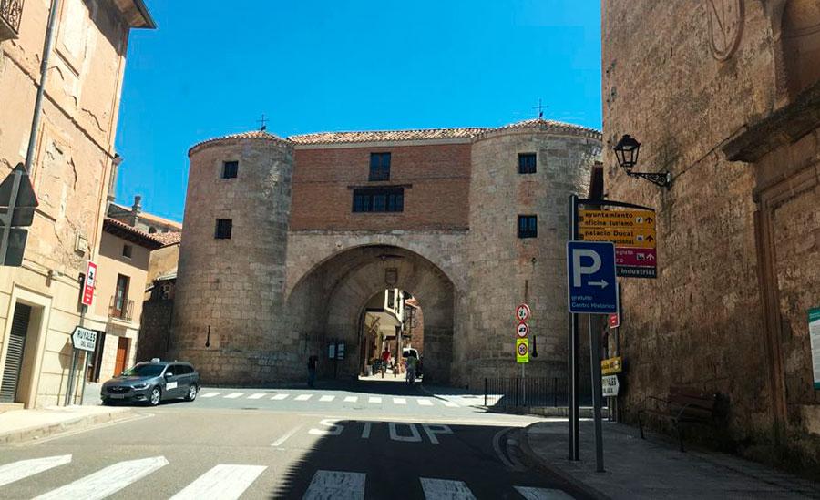Puerta de la Cárcel de Lerma