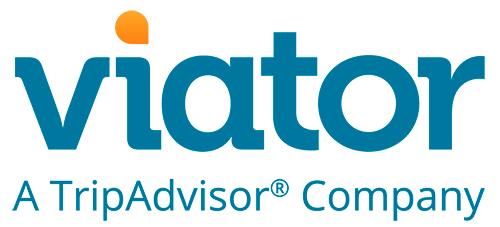 Logo de Viator