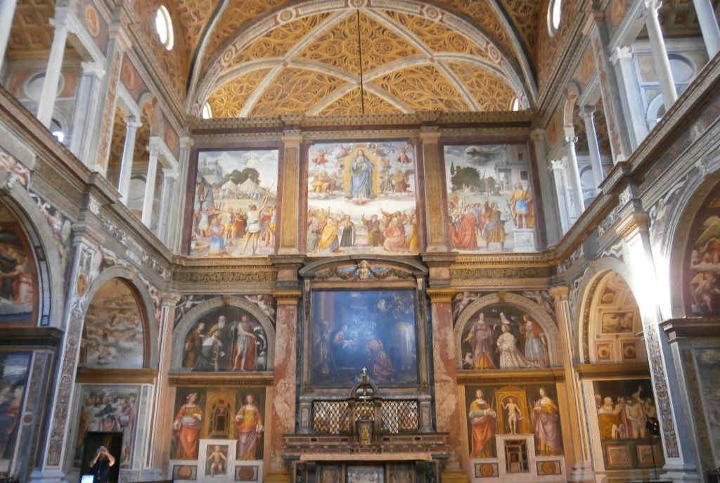 Basílica de Sant Maurizio al Monastero Maggiore de Milán