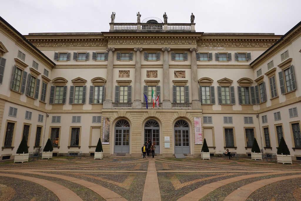 Galleria d'Arte Moderna de Milán