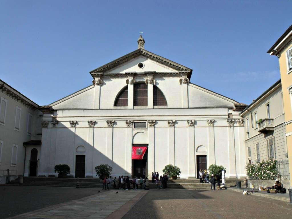 Basílica San Vittore al Corpo de Milán