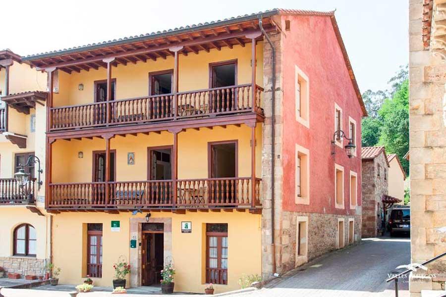 Apartamentos Puente Viesgo Viviendas Rurales